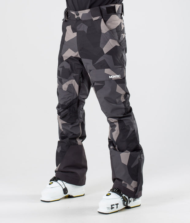 Dune Ski Pants Night Camo