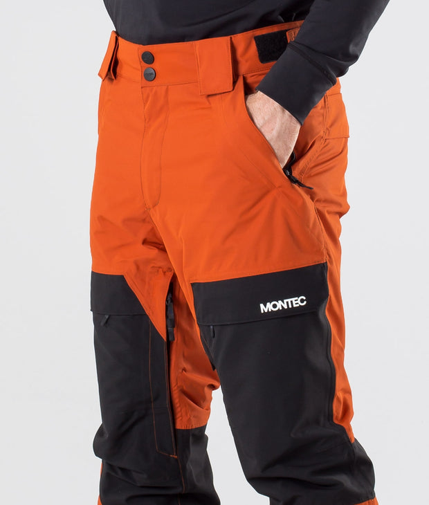 Dune Ski Pants Clay/Black