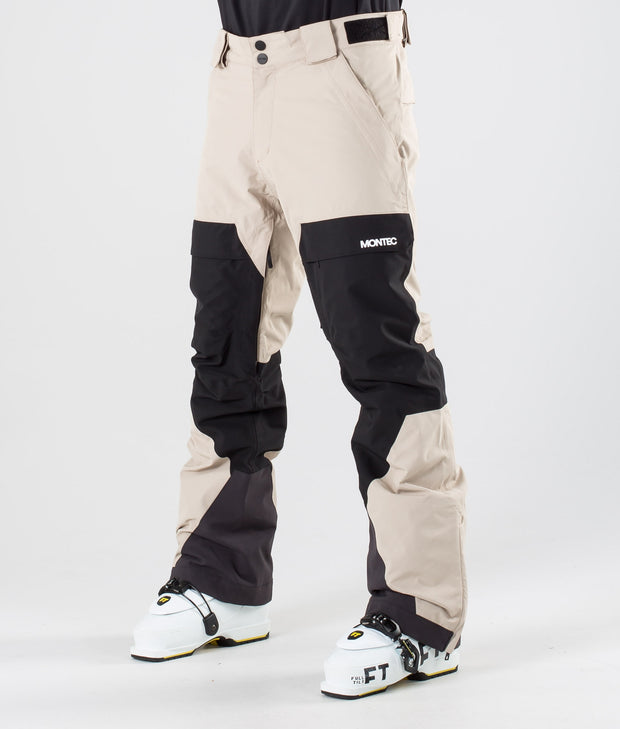 Dune Ski Pants Desert/Black