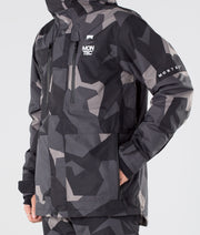 Fawk Ski Jacket Night Camo