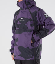 Doom Ski Jacket Grape Camo