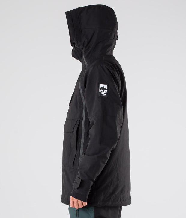 Doom Ski Jacket Black