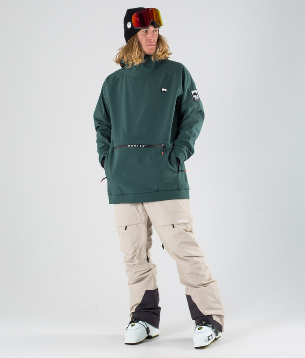 Tempest Ski Jacket Dark Atlantic