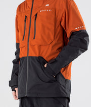 Fenix Ski Jacket Clay/Black
