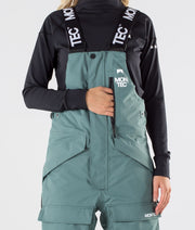 Fawk W Ski Pants Atlantic