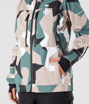 Moss Ski Jacket Atlantic Camo