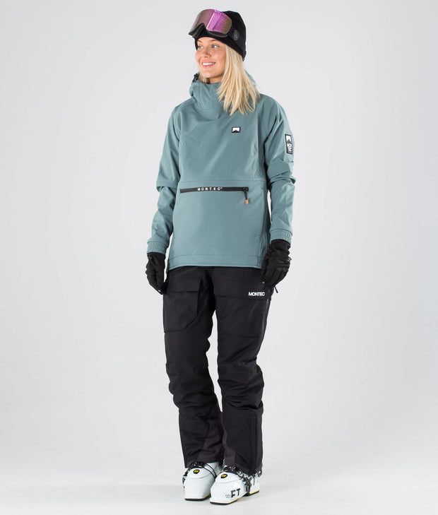 Tempest W Ski Jacket Atlantic
