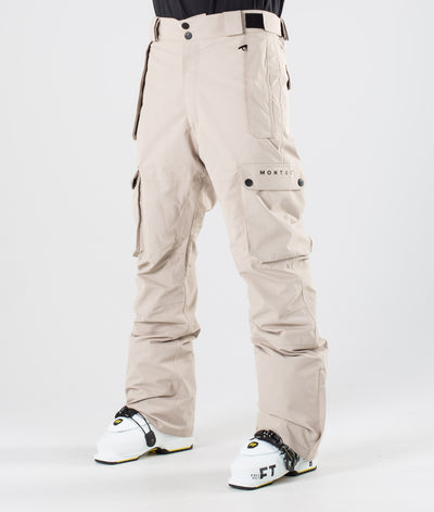 Doom Ski Pants Desert