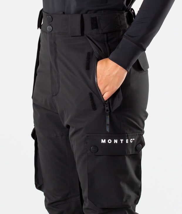 Doom W Ski Pants Black