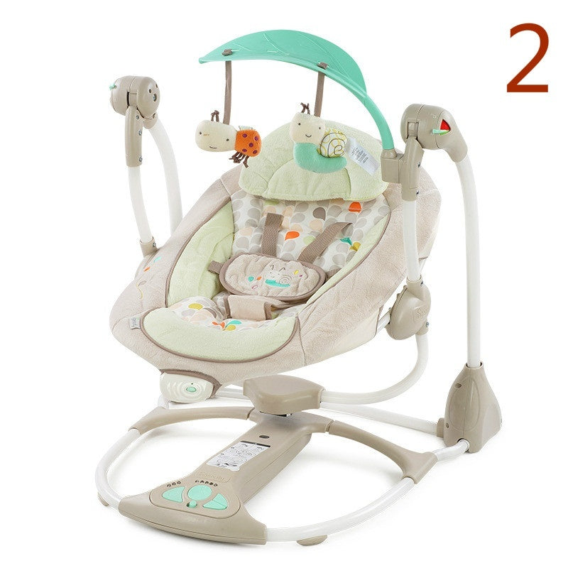 Baby Electric Swing Baby Pacifies Rocking Chair Bb Cradle