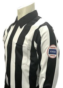 "USA730KS-WF - Smitty ""Made in USA"" - Football Men's Long Sleeve ""Foul Weather"" Shirt"