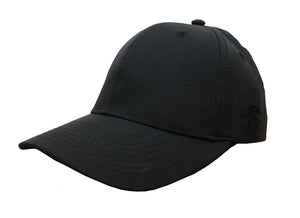 *NEW* HT318 - Smitty - 8 Stitch Performance Flex Fit Umpire Hat - Available in Black or Navy