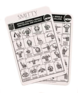 ACS534-Smitty Football Signal Card