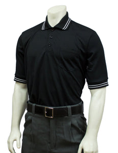BBS-300 Umpire Shirts - Performance Mesh Fabric - Available in 10 Color Combinations