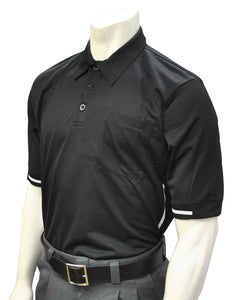 "BBS-310 ""Major League"" Style Shirts - Performance Mesh Fabric - Available in Black and Carolina Blue"