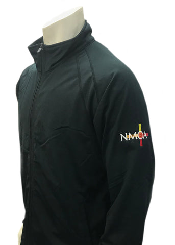 BKS232NM - Smitty Black Jacket with Knit Cuff