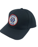 HT-308 8 Stitch Flex Fit Umpire Hat