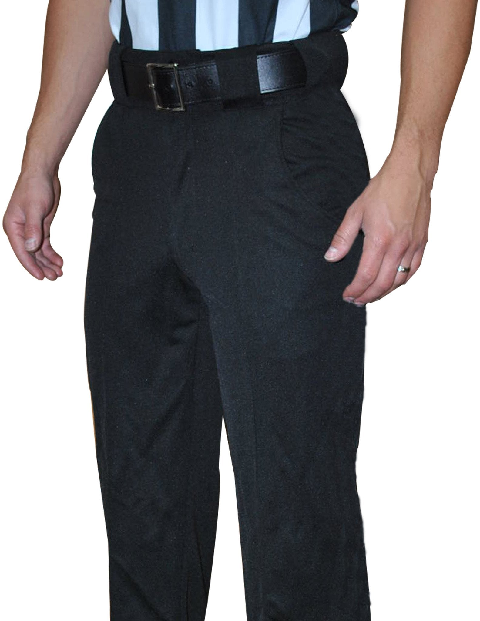 FBS179 - Smitty Lacrosse Solid Black Pants