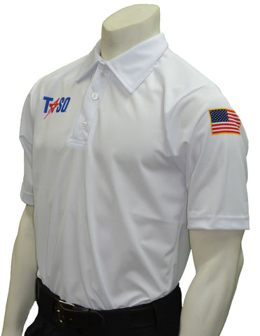 "USA431TASO - Smitty ""Made in USA"" - ""TASO"" Men's Volleyball Short Sleeve Shirt w/Pocket"