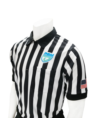"USA100FL - Smitty ""Made in USA"" -  Football/Lacrosse Men's Short Sleeve Shirt"