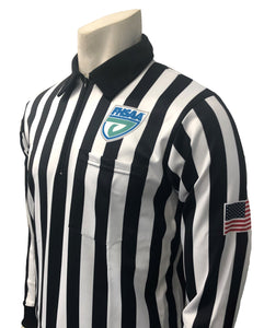 "USA113FL  - Smitty ""Made in USA"" - Football/Lacrosse Men's Long Sleeve Shirt"