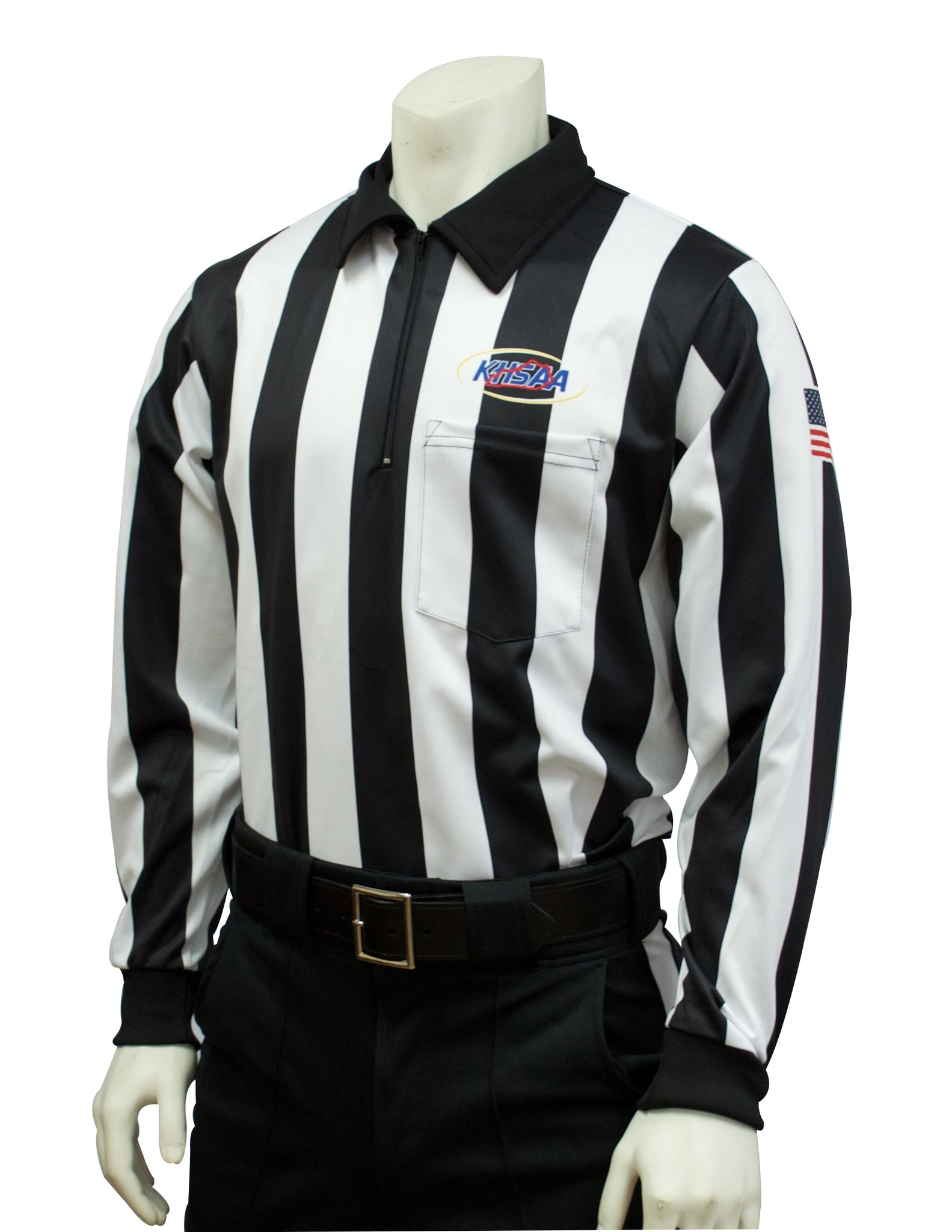 "USA730KY - Smitty ""Made in USA"" - Football Men's Cold Weather Long Sleeve Shirt"