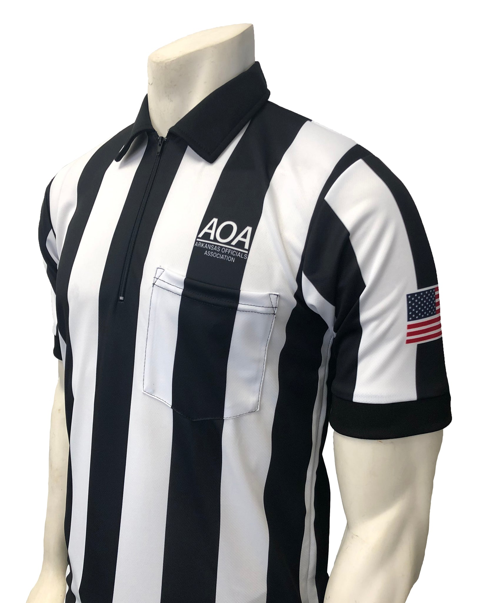 "USA130AR - Smitty ""Made in USA"" - ""AOA"" Short Sleeve Football Shirt"