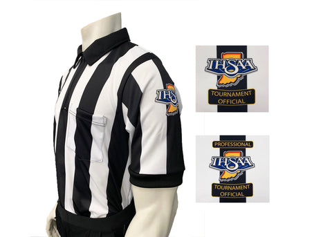 "USA137IN - Smitty ""Made in USA"" - ""PERFORMANCE MESH"" ""IHSAA"" Short Sleeve Football Shirt"