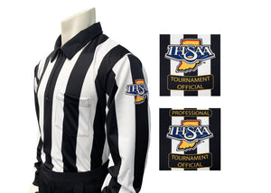 "USA138IN - Smitty ""Made in USA"" - ""IHSAA"" Long Sleeve Football Shirt"