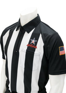 "USA151AL-607 - Smitty ""Made in USA"" - ""BODY FLEX"" Football Men's Short Sleeve Shirt"