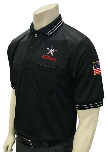 "USA300AL - Smitty ""Made in USA"" - Dye Sub Alabama Baseball Short Sleeve Shirt - Available in Navy, Powder Blue, Cream and Black"