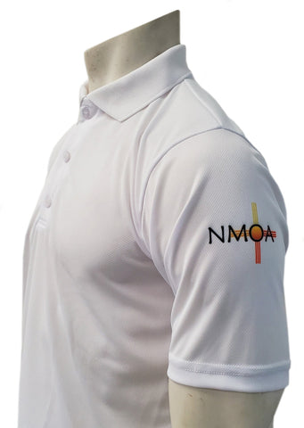 "USA400NM - Smitty ""Made In USA"" NMOA Men's White Volleyball Shirt"