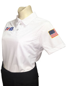 "USA433TASO - Smitty ""Made in USA"" - ""TASO"" Women's Volleyball Short Sleeve Shirt w/Pocket"