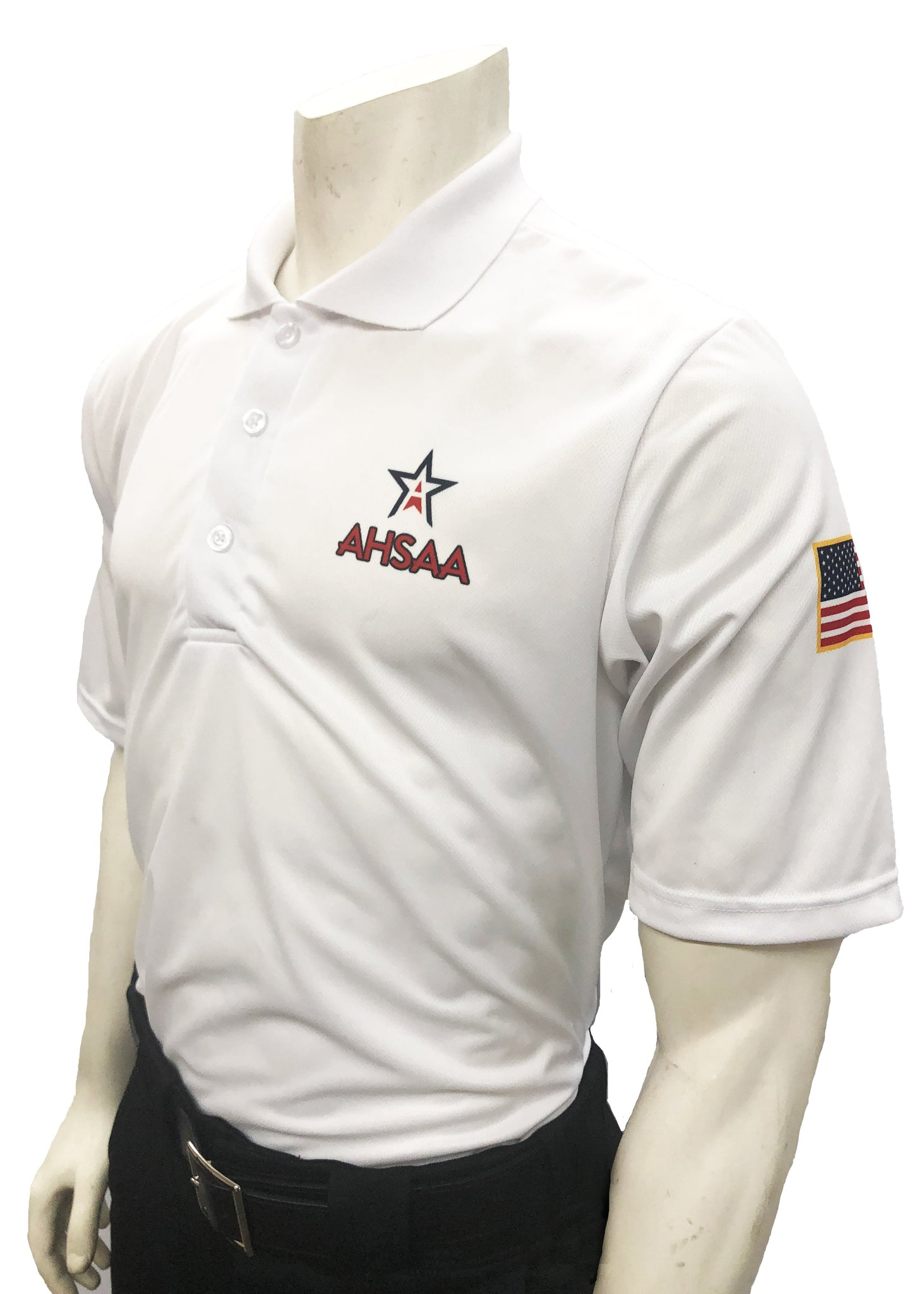 "USA451AL - Smitty ""Made in USA"" - Track Men's Short Sleeve Shirt"