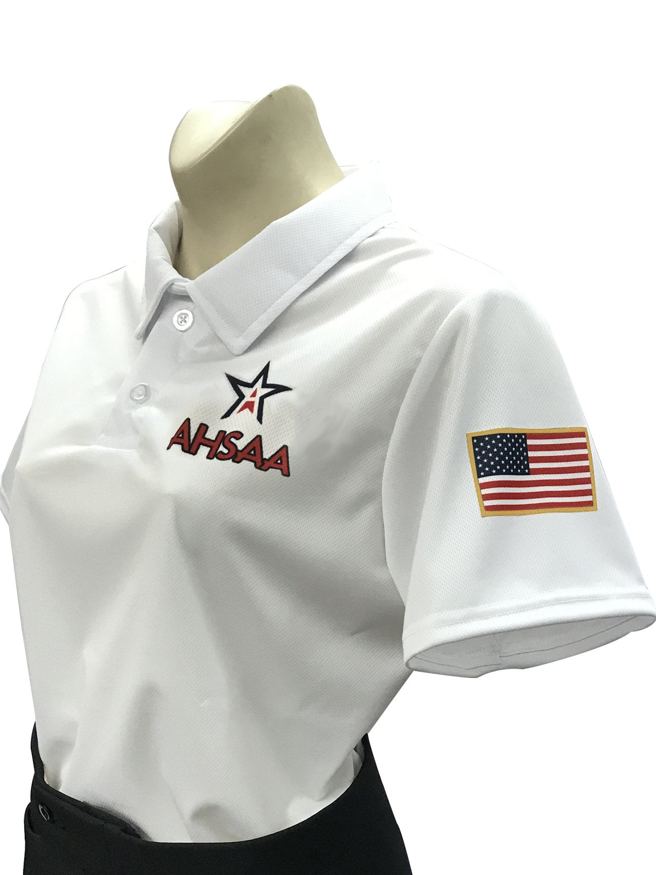 "USA452AL - Smitty ""Made in USA"" - Track Women's Short Sleeve Shirt"
