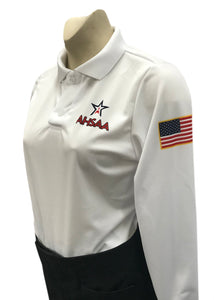 "USA454AL - Smitty ""Made in USA"" - Track Women's Long Sleeve Shirt"