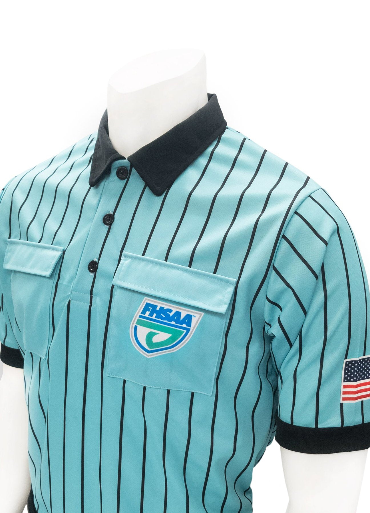"USA900FL - Smitty ""Made in USA"" - Dye Sub Soccer Short Sleeve Shirt"
