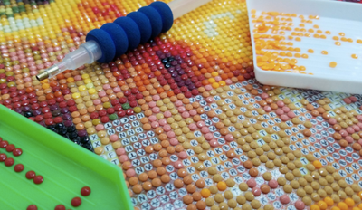 Our Top Four Diamond Painting Essentials