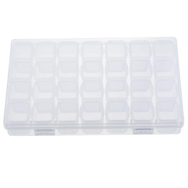 Diamond Organizing Tray