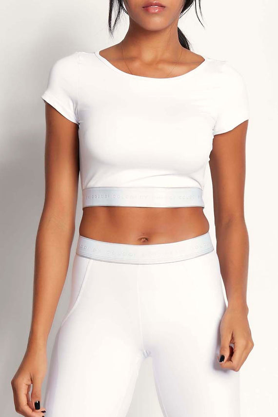 Cropped Top, Colcci Fitness
