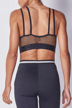Printed Sports Bra, Colcci Fitness