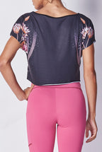 Printed Top, Colcci Fitness