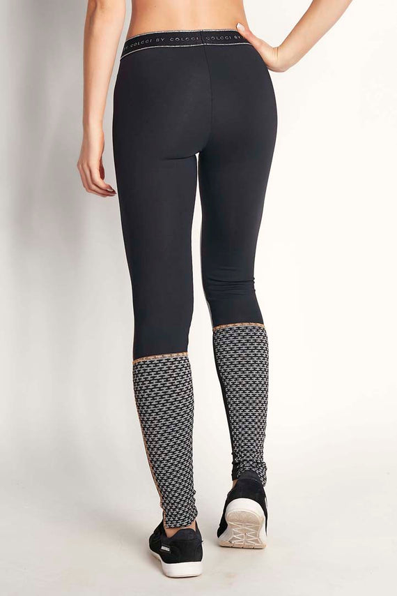 Pants Legging, Colcci Fitness