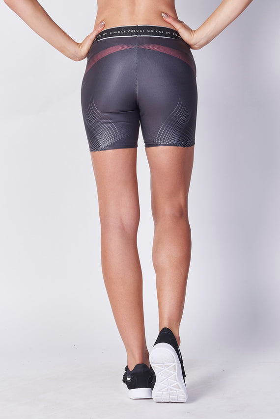 Stamped Shorts, Colcci Fitness