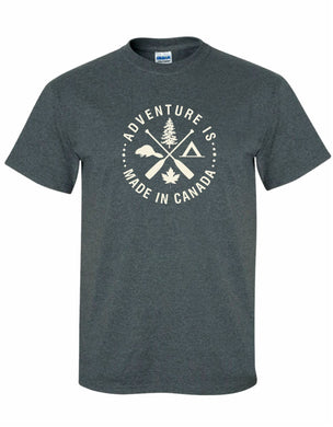 Mens Adventure T-shirt
