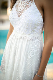 EMMA WEDDING DRESS - StudioSharonGuy - Wedding Dress - wedding dresses - beach - boho