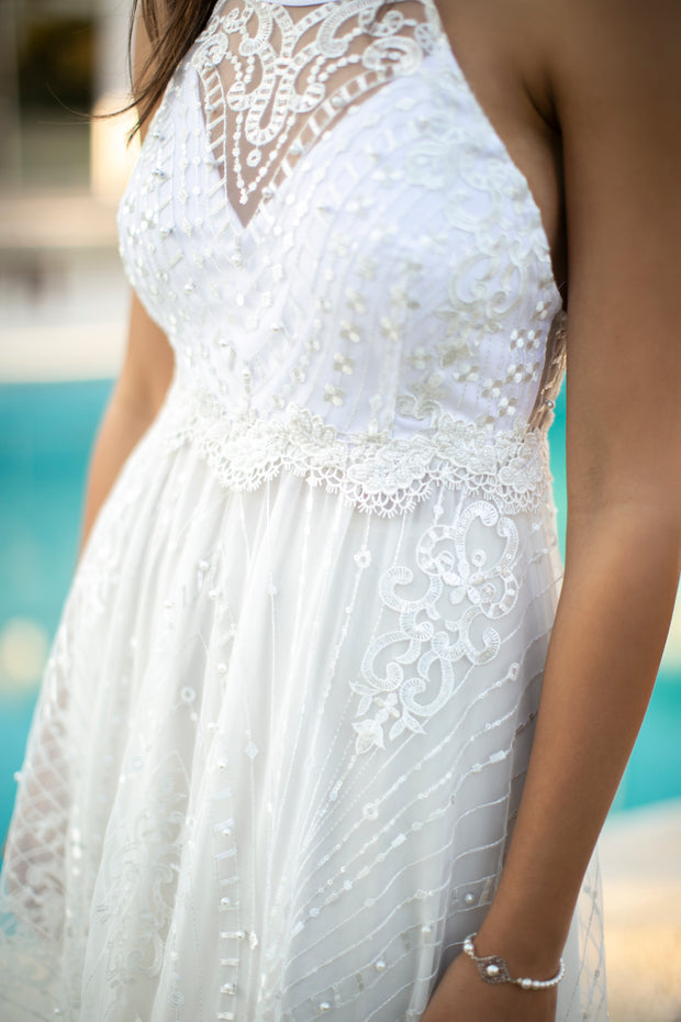 EMMA WEDDING DRESS  Wedding Dress - StudioSharonGuy