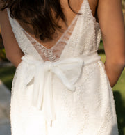ZOE WEDDING DRESS - StudioSharonGuy - Wedding Dress - wedding dresses - beach - boho