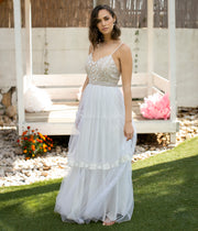 LIA WEDDING GOWN - StudioSharonGuy - Wedding Dress - wedding dresses - beach - boho