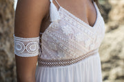 AGELINA BOHO WEDDING DRESS  Wedding Dress - StudioSharonGuy